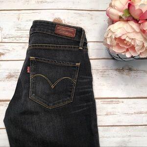 Levi's - Sz 24 Demi Curve Boot Cut Jeans